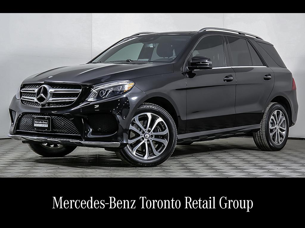 Certified Pre-Owned 2016 Mercedes-Benz GLE GLE 350d