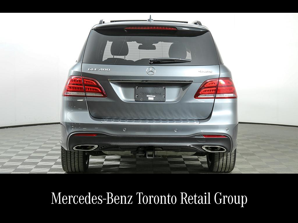 Certified Pre-Owned 2018 Mercedes-Benz GLE GLE 400