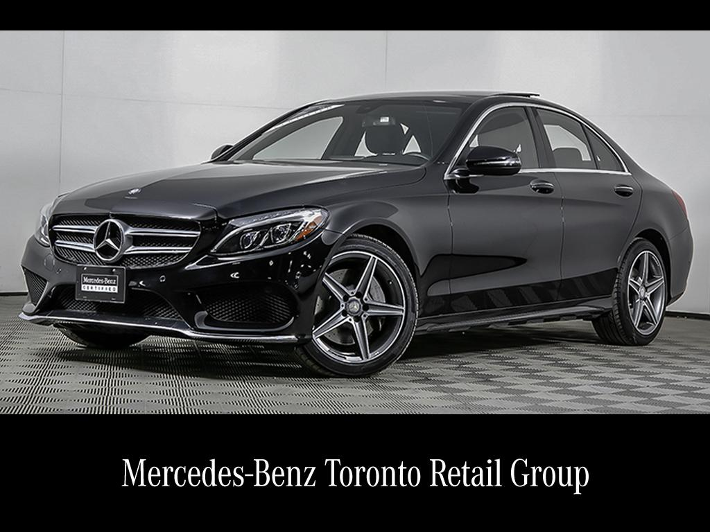 מעולה Certified Pre-Owned Mercedes-Benz C-CLASS | 2016 C300 4-Door Sedan JT-73
