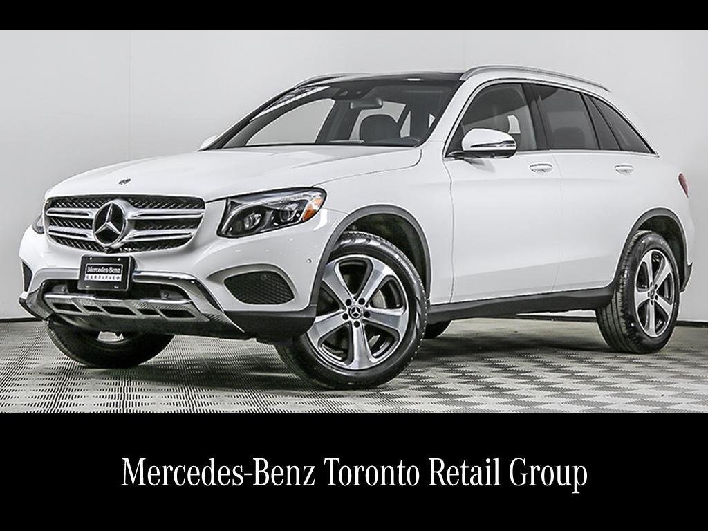 Certified Pre Owned 2018 Mercedes Benz Glc 300