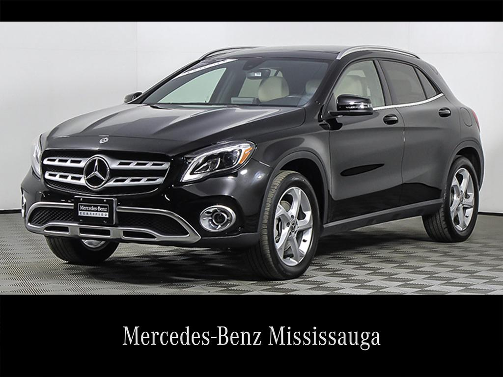 Certified Pre Owned 2018 Mercedes Benz Gla Gla250