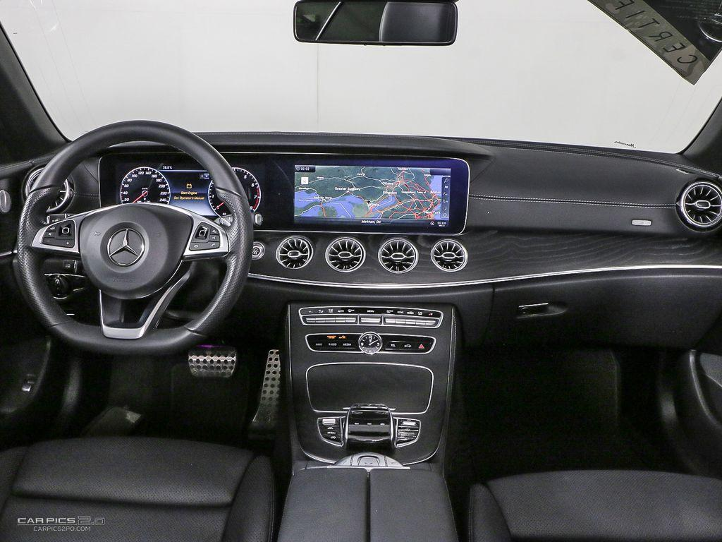 Certified Pre-Owned 2018 Mercedes-Benz E-CLASS E 400