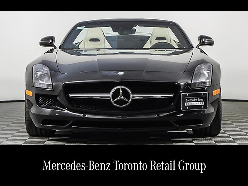 Pre Owned 2012 Mercedes Benz SLS SLS AMG