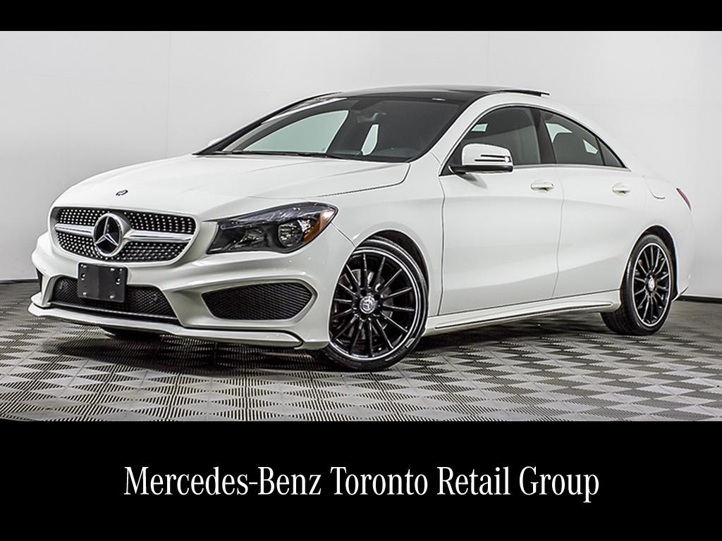 Certified Pre-Owned 2014 Mercedes-Benz CLA CLA250