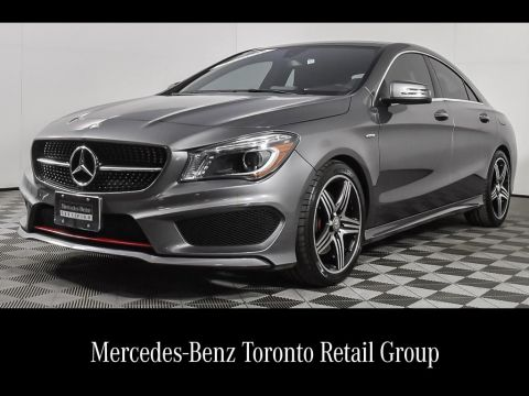 Certified Pre-Owned Mercedes-Benzs in Mississauga | Mercedes